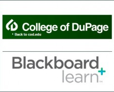 College of DuPage blackboard