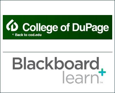 College of DuPage blackboard