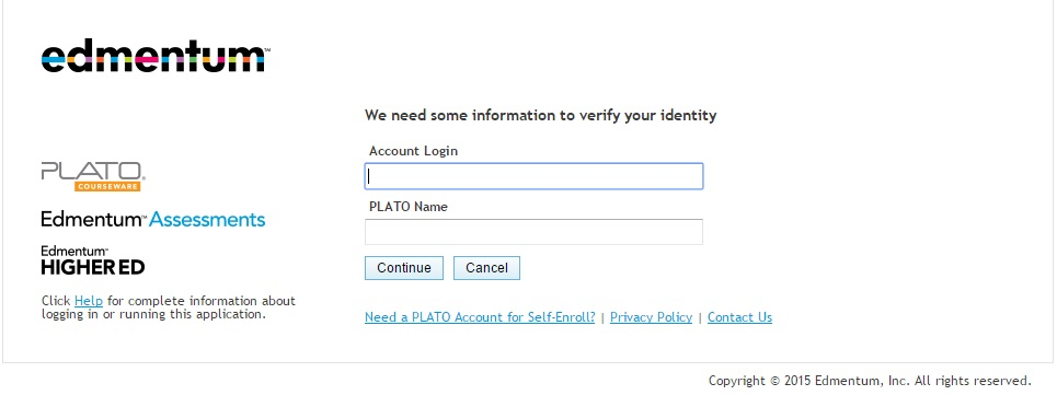 If you forgot your Plato Learning Environment password, you can easily recover it.