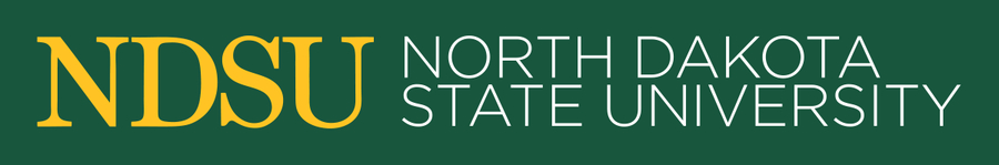 The NDSU official logo