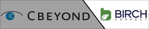 Cbeyond-Birch-Connect Logos