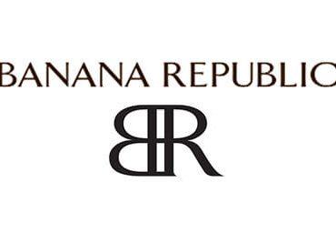 Banana Republic Credit Card Login Logo.