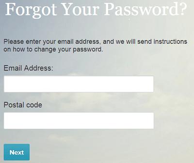 eHarmony login forgot password.