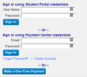 Kaplan University Login make a payment.