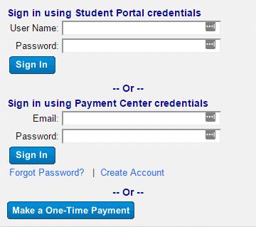 Kaplan University Login make a payment.
