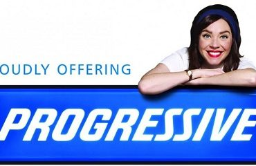 Progressive Auto Insurance Login logo.