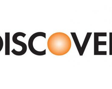 Discover Credit Card login logo.