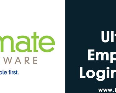 Ultipro Employee Login Guide
