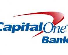 capital one credit card logo