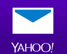 purple yahoo mail logo