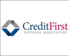 logo of credit first national association