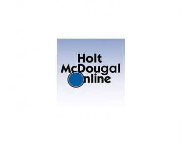 logo of holt mcdougal