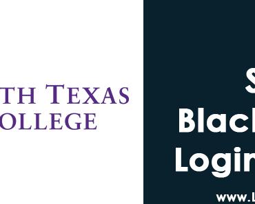 STC Blackboard Login Guide at southtexascollege.blackboard.com