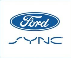 logo of ford sync