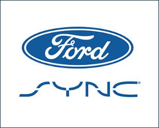 logo of ford sync