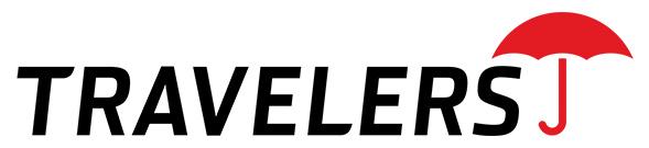 logo of travelers insurance