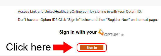 united healthcare authentication