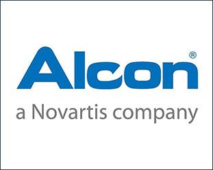 logo of alcon