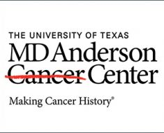 logo of md anderson