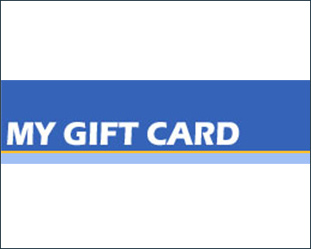 logo of my gift card
