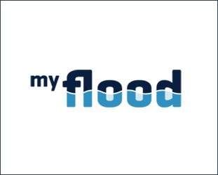 logo of myflood