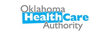 logo of oklahoma health care authority