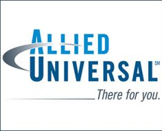 logo of allied universal