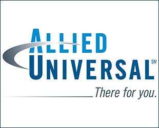 logo of allied universal