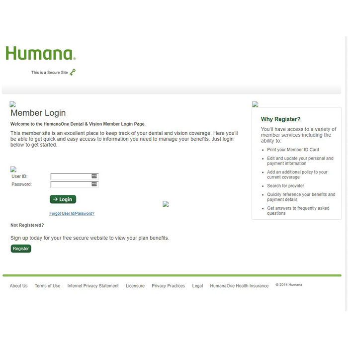 Humana Login