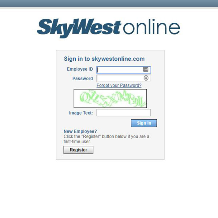 SkyWest Online