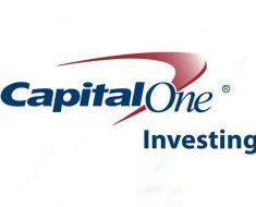Capital One Investing login